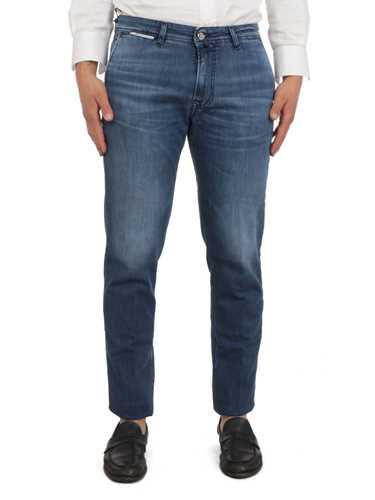 Picture of BRIGLIA 1949 | Men's Barton Stretch Jeans