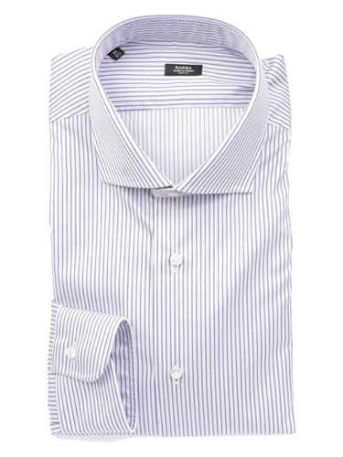 Immagine di BARBA | Camicia Uomo Classica a Righe