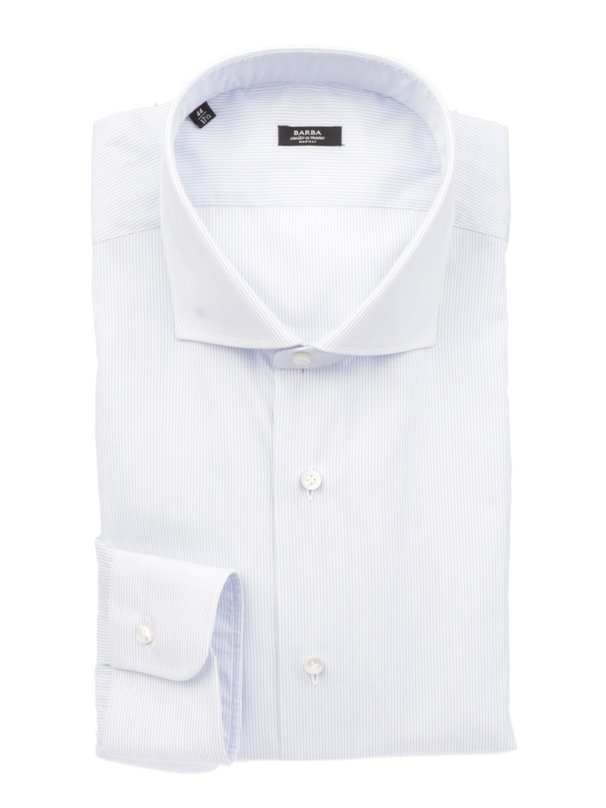 Picture of BARBA | Men's Classic Micro-Striped Shirt