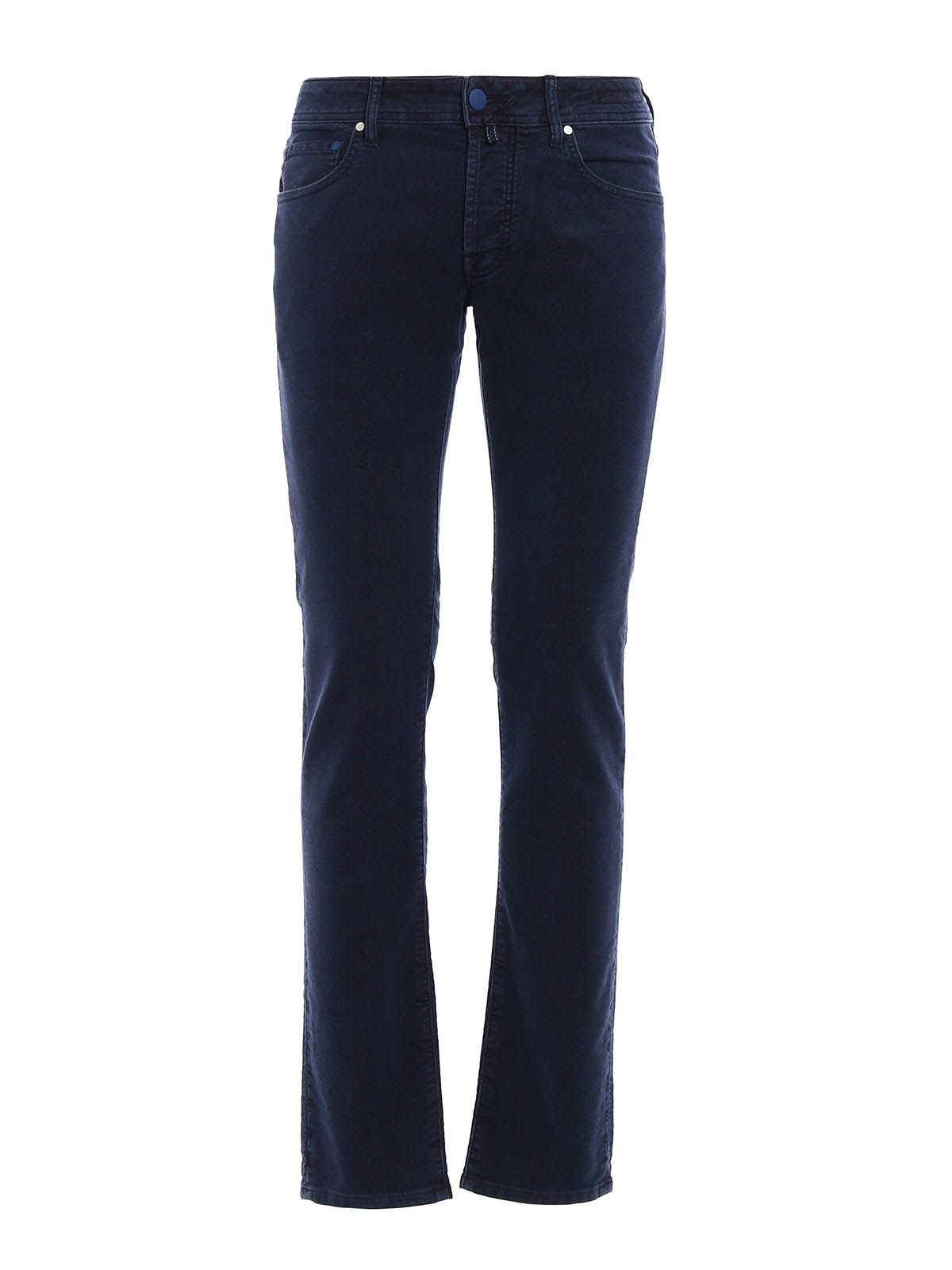 Picture of JACOB COHEN | Cotton Velvet Jeans