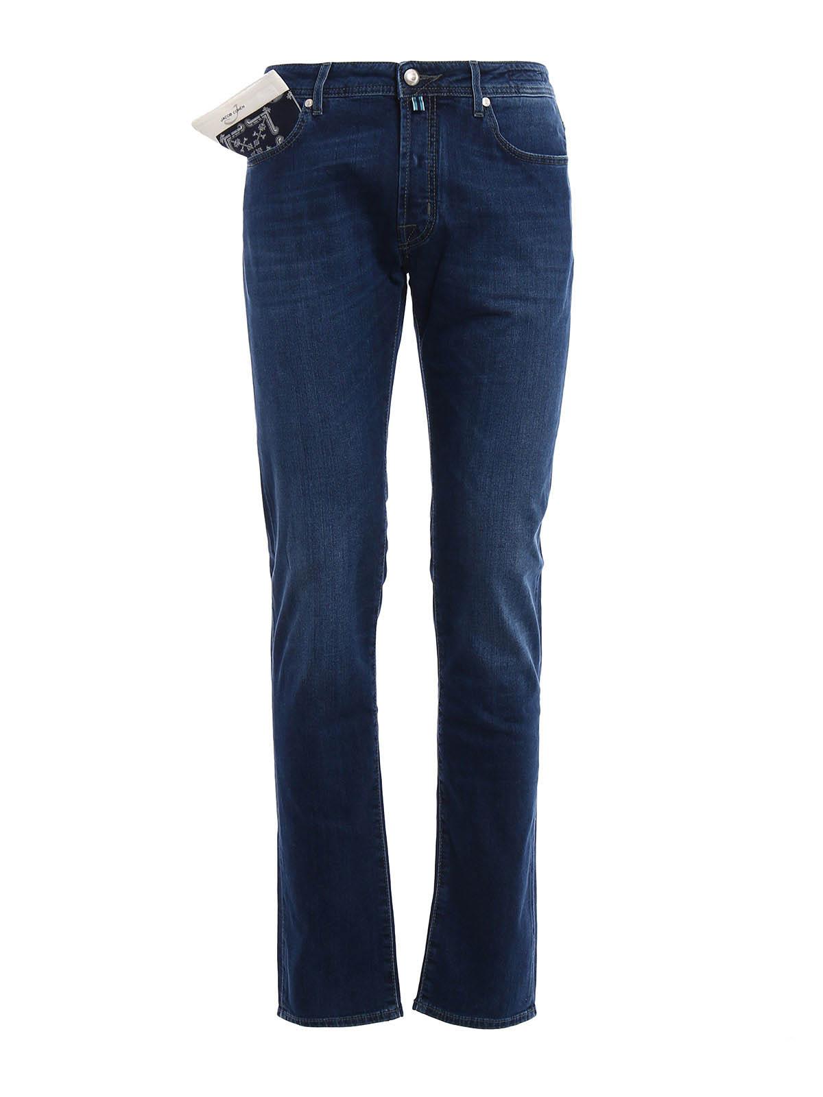 Jacob cohen denim jeans j688 w2 j68806152 botta b - Jacob cohen denim ...