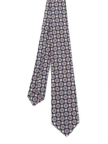Picture of KITON | Wool and Silk Tie