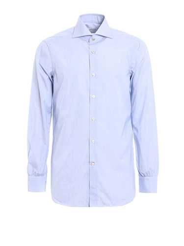 Picture of KITON | Micro Stripe Shirt