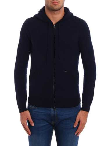 Picture of WOOLRICH | Men's Knitted Hoodie