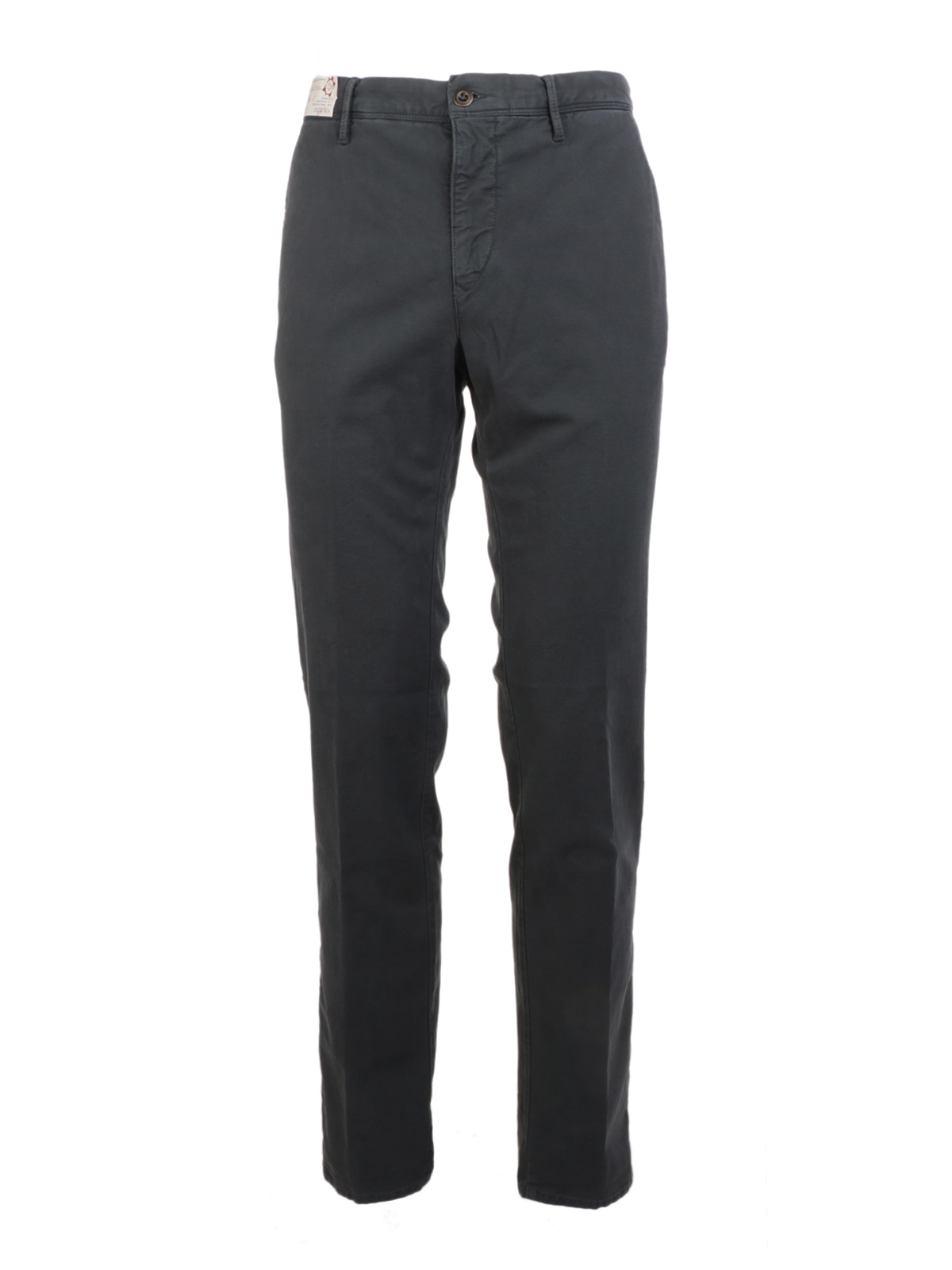 Picture of INCOTEX | Men's Stretch Slim Fit Trousers
