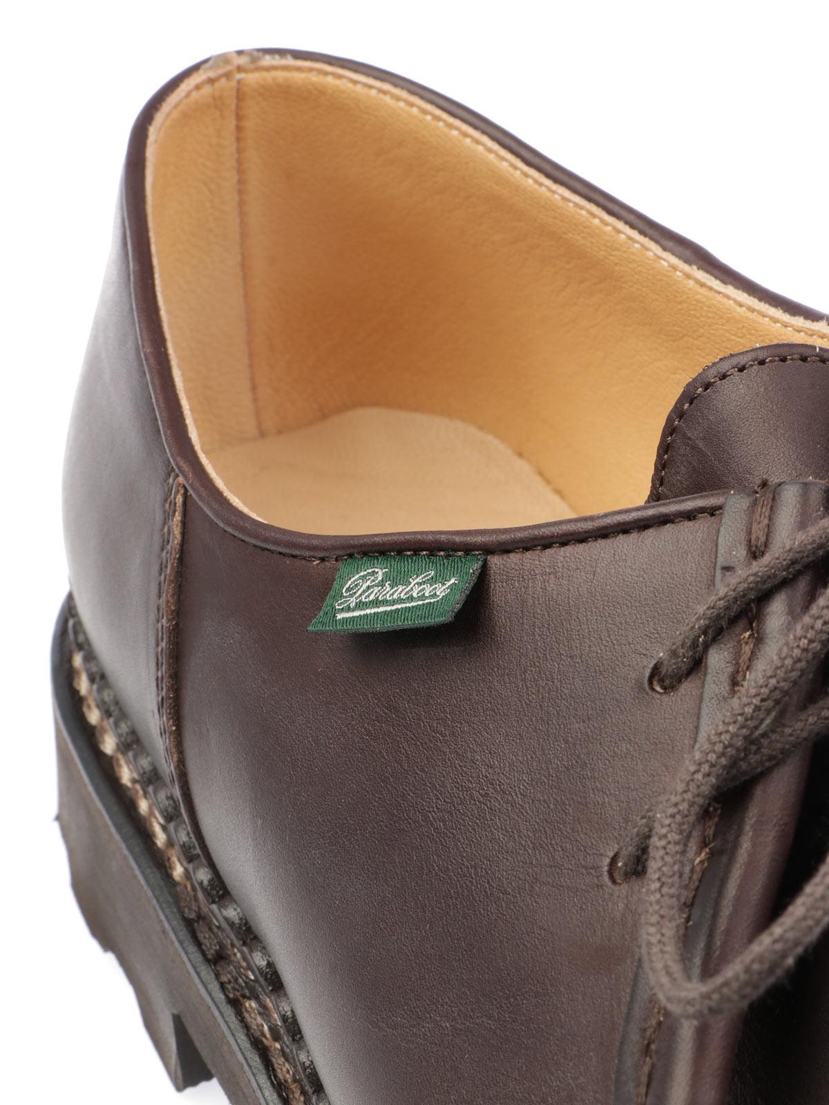 Picture of PARABOOT   Men's Michael Derby Shoes