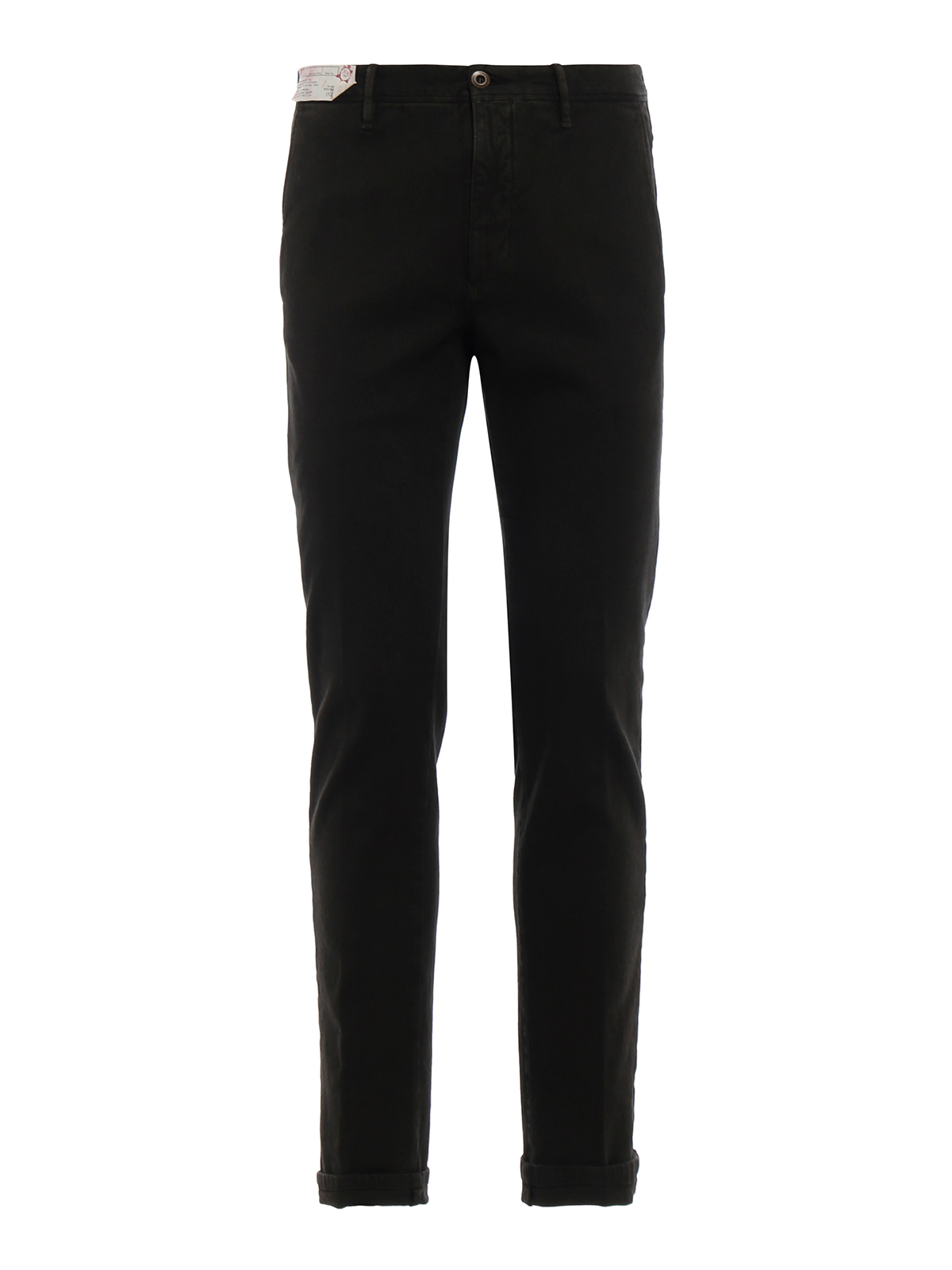 Picture of INCOTEX | Men's Stretch Cotton Trousers