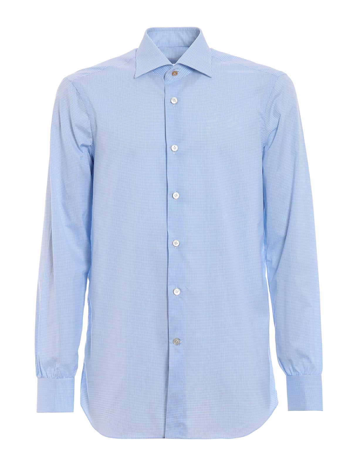 Picture of KITON | Men's Cotton Poplin Shirt