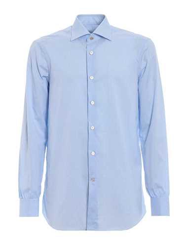 Picture of KITON | Men's Cotton Poplin Shirt