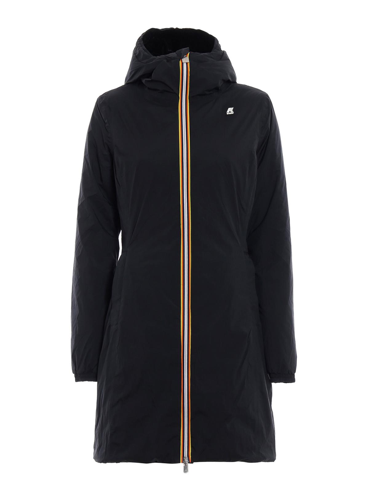 Picture of K-WAY | Women's Charlene Reversible Coat