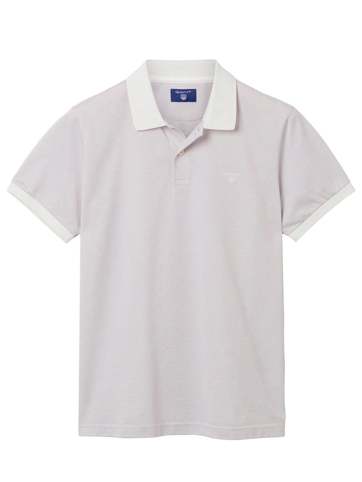 Picture of GANT | Men's Argyle Polo Shirt