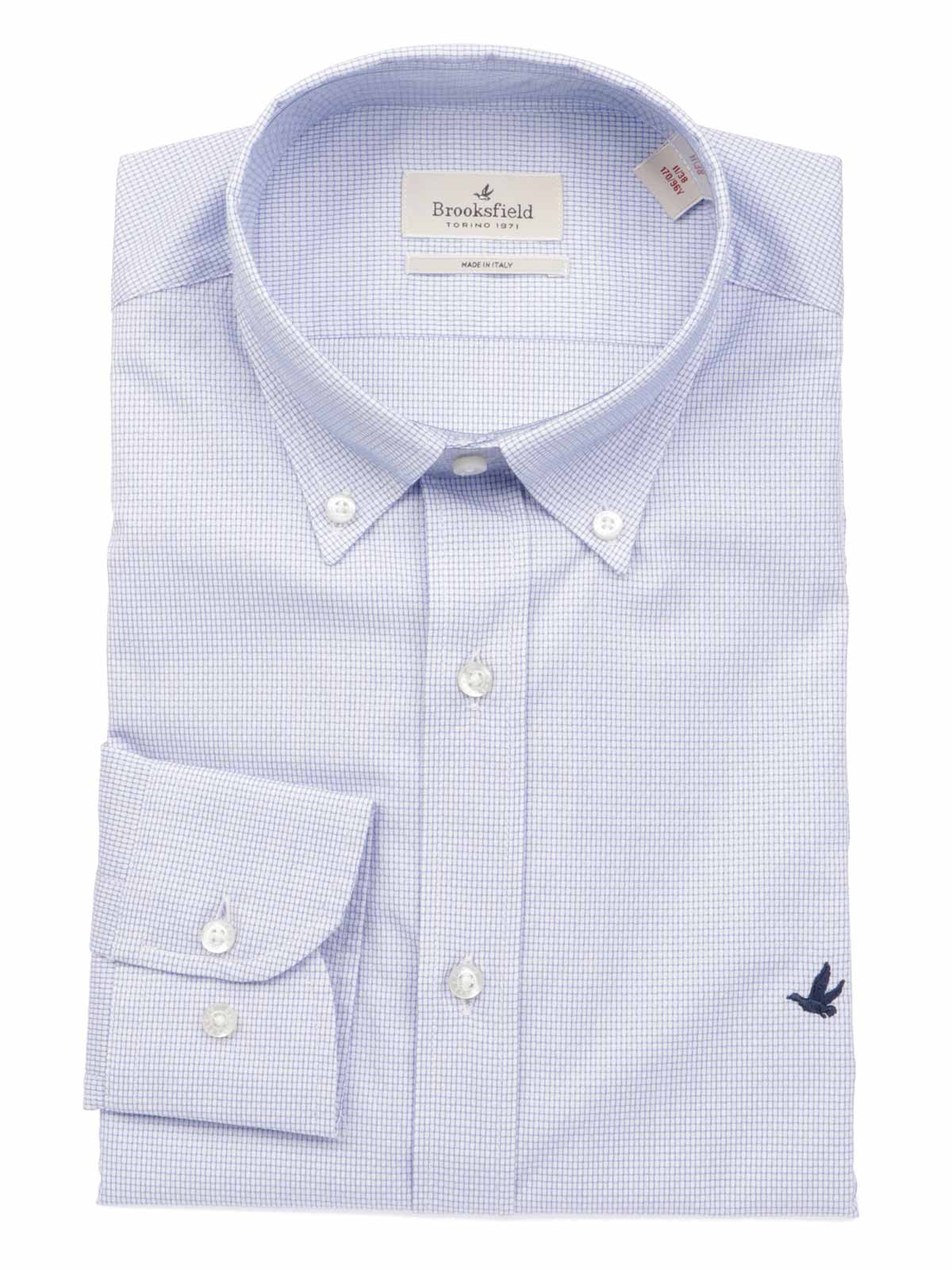 Picture of BROOKSFIELD | Men's Micro-Texture Cotton Shirt