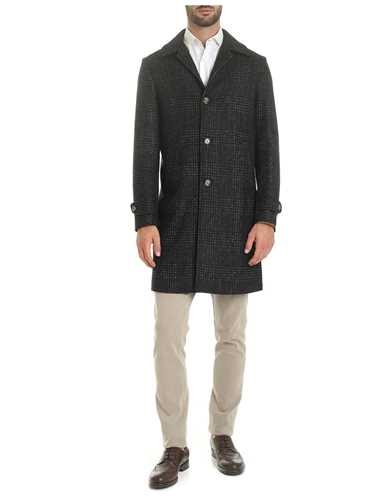 Picture of ELEVENTY | Men's Alpaca Checked Coat