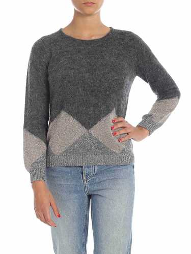 Picture of KANGRA | Women's Turtleneck with Lozenges