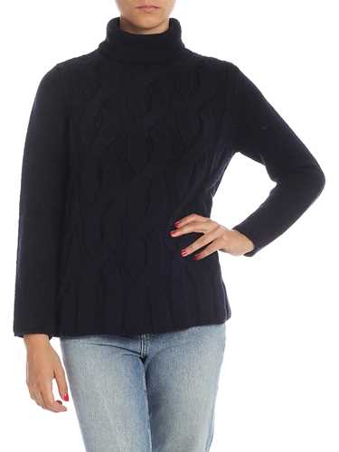 Picture of KANGRA | Women's Cable Knitted Turtleneck