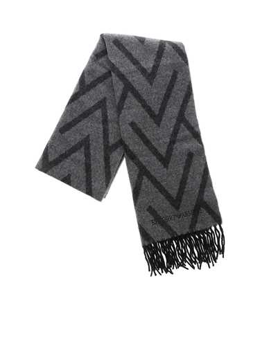 Picture of EMPORIO ARMANI | Men's Cashmere Scarf