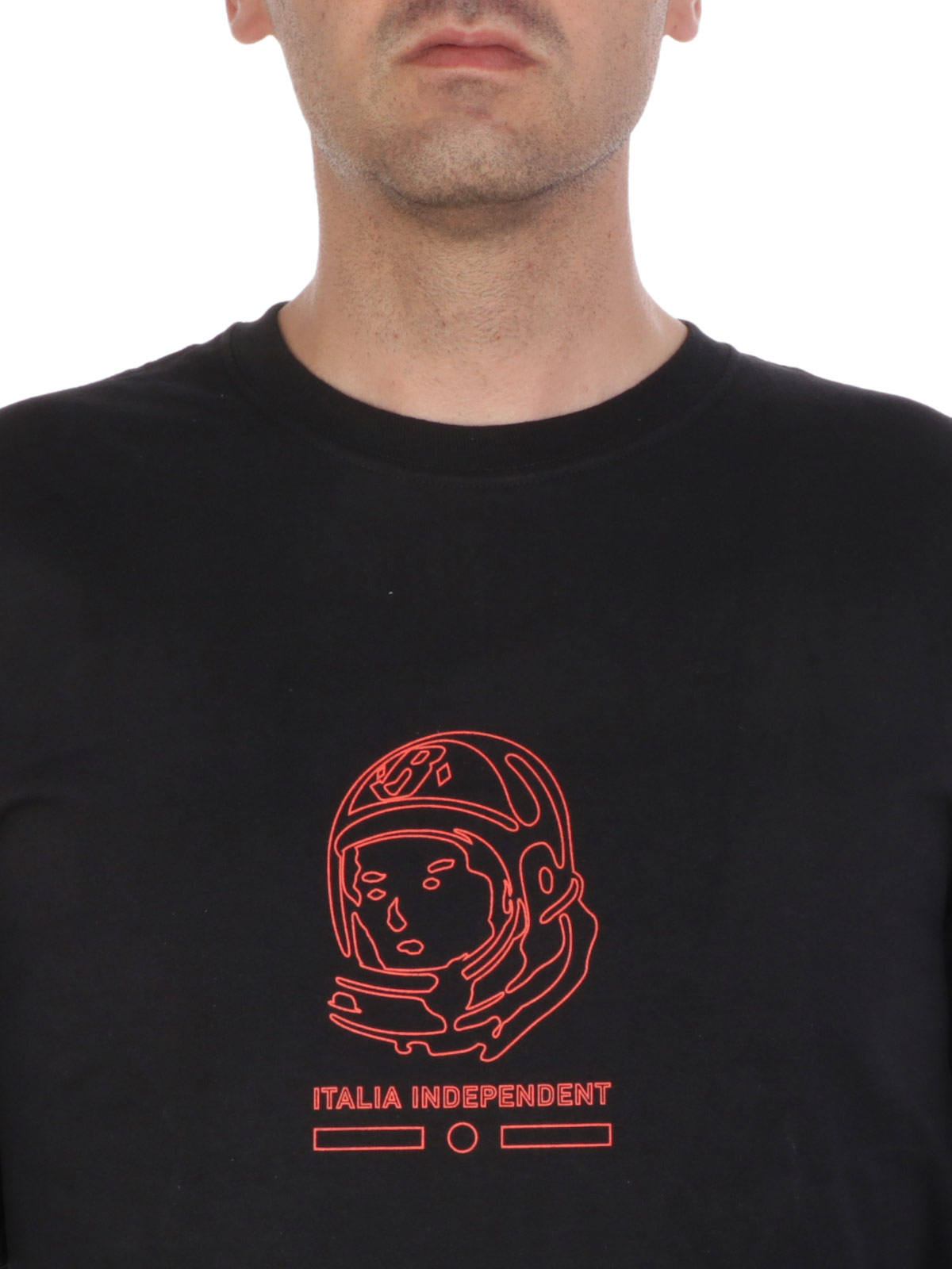 Picture of ITALIA INDEPENDENT | Men's BBC Long Sleeves Tee