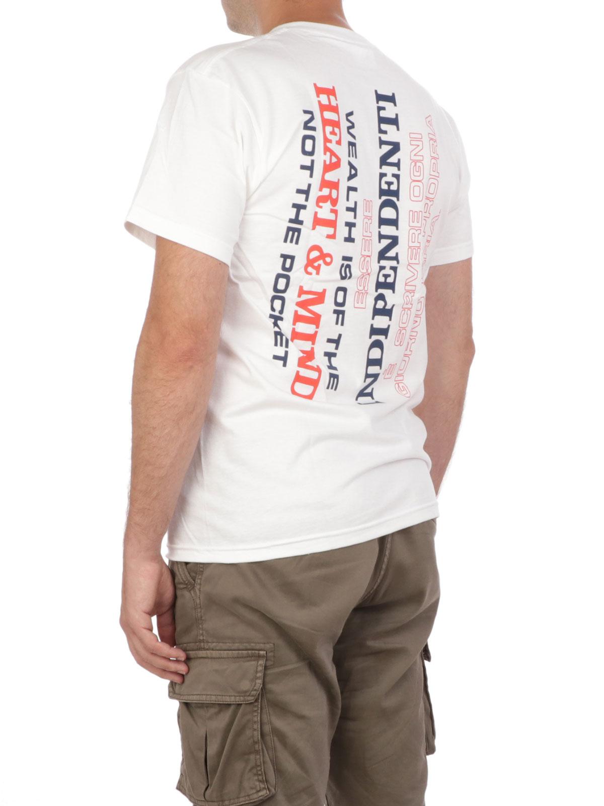 Picture of ITALIA INDEPENDENT | Men's BBC Tee