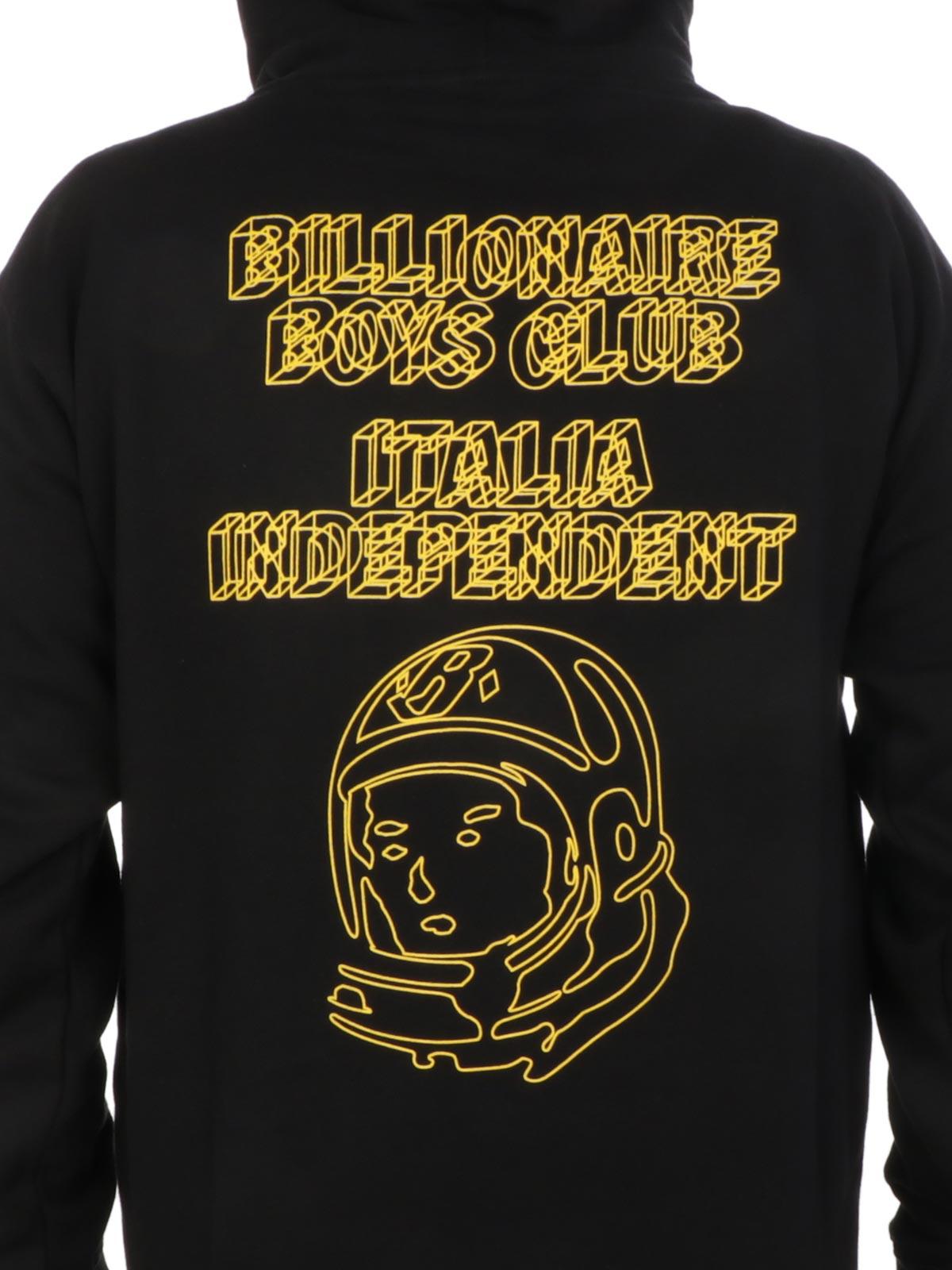 Picture of ITALIA INDEPENDENT | Men's BBC Hoodie