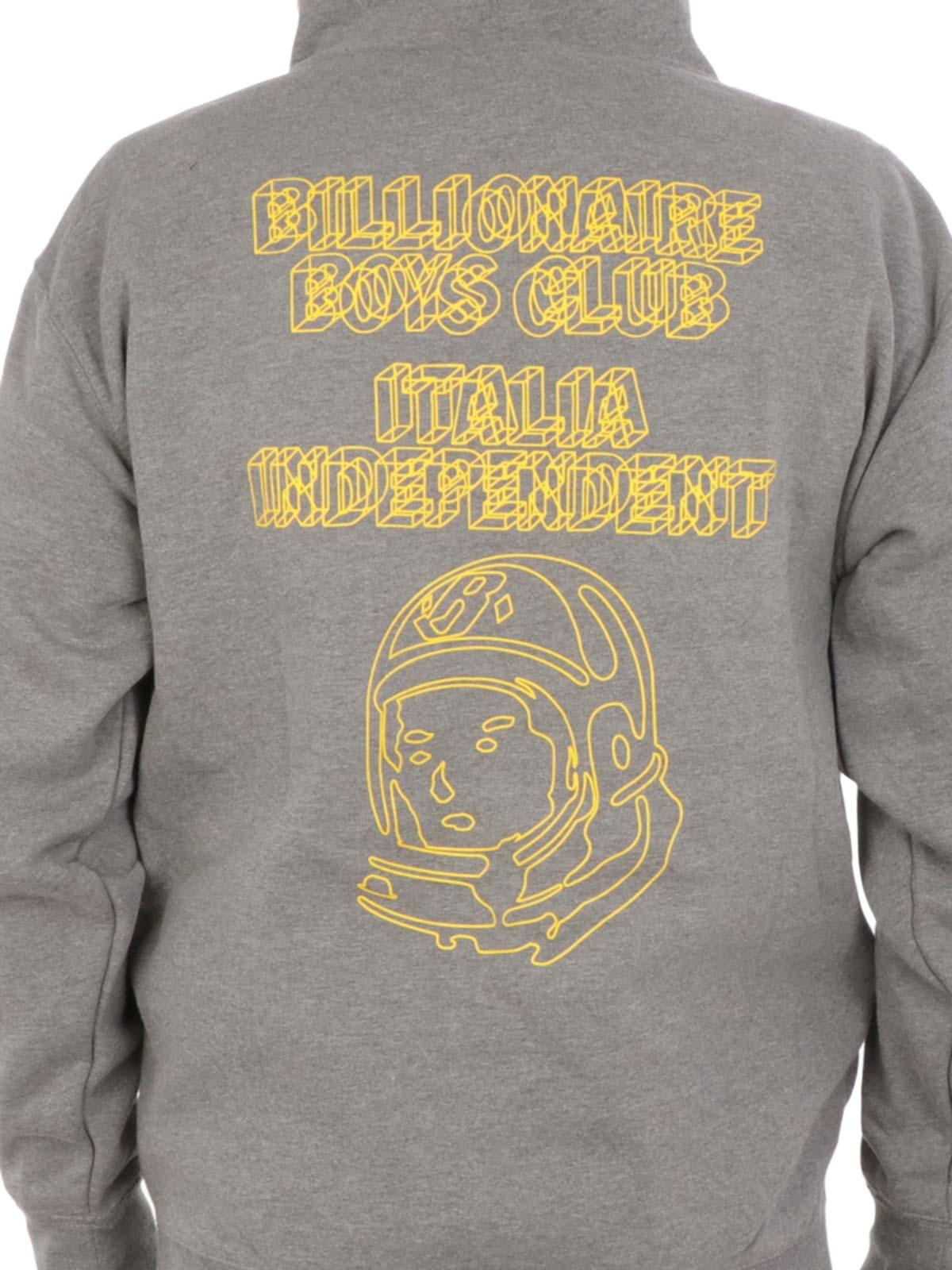 Immagine di ITALIA INDEPENDENT | Felpa Uomo BBC con Cappuccio