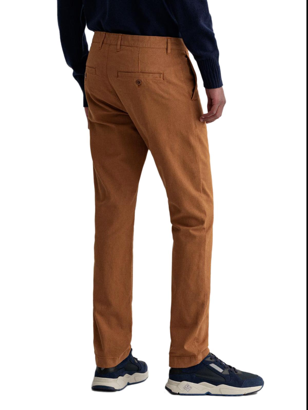 Immagine di Gant | Trousers D1. Hallden Canvas Chinos
