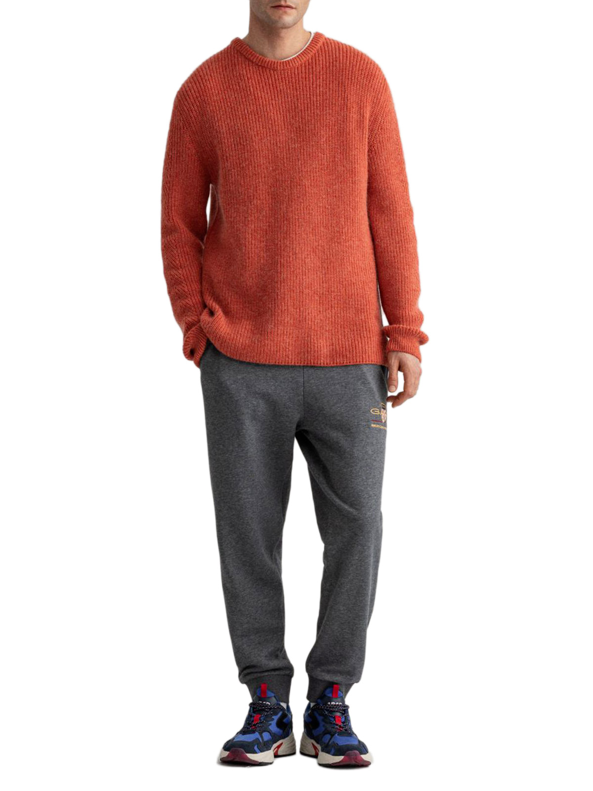 Picture of Gant | Trousers Archive Shield Sweat Pants