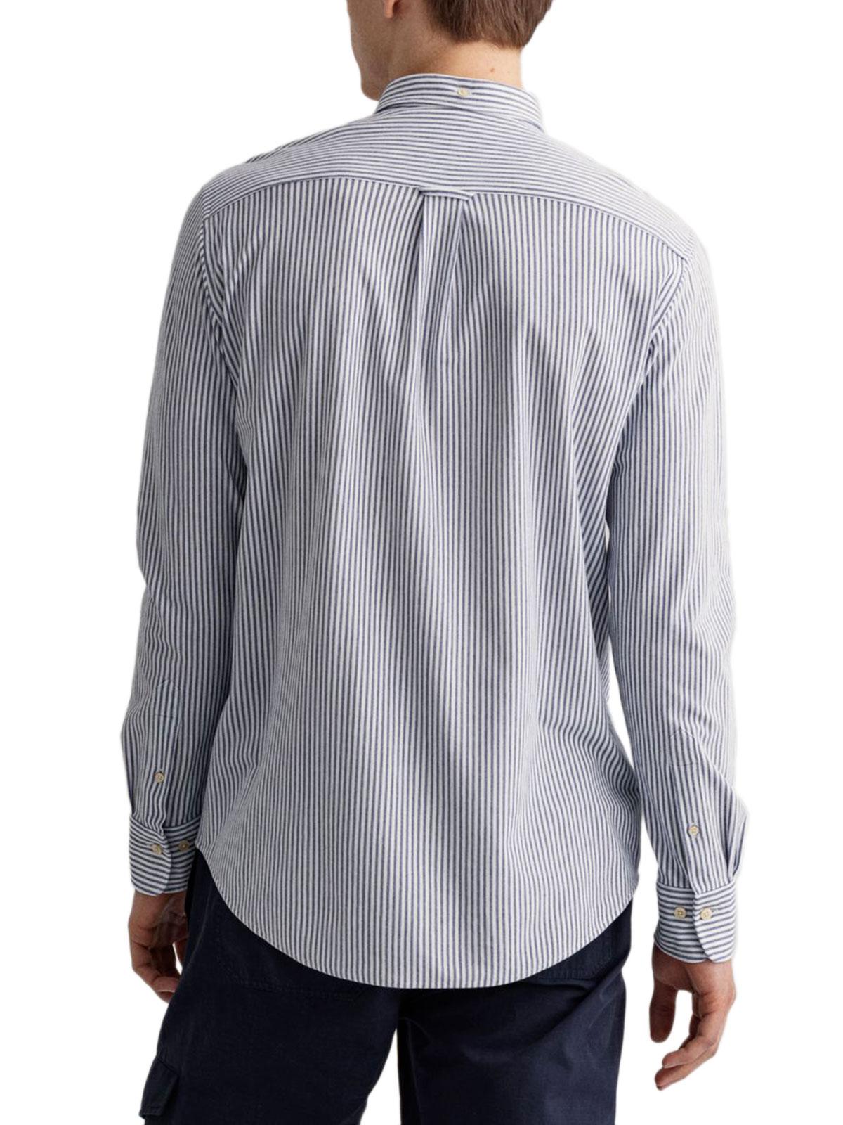 Immagine di Gant | Camicie D1.Tp Reg Pique Stripe Bd
