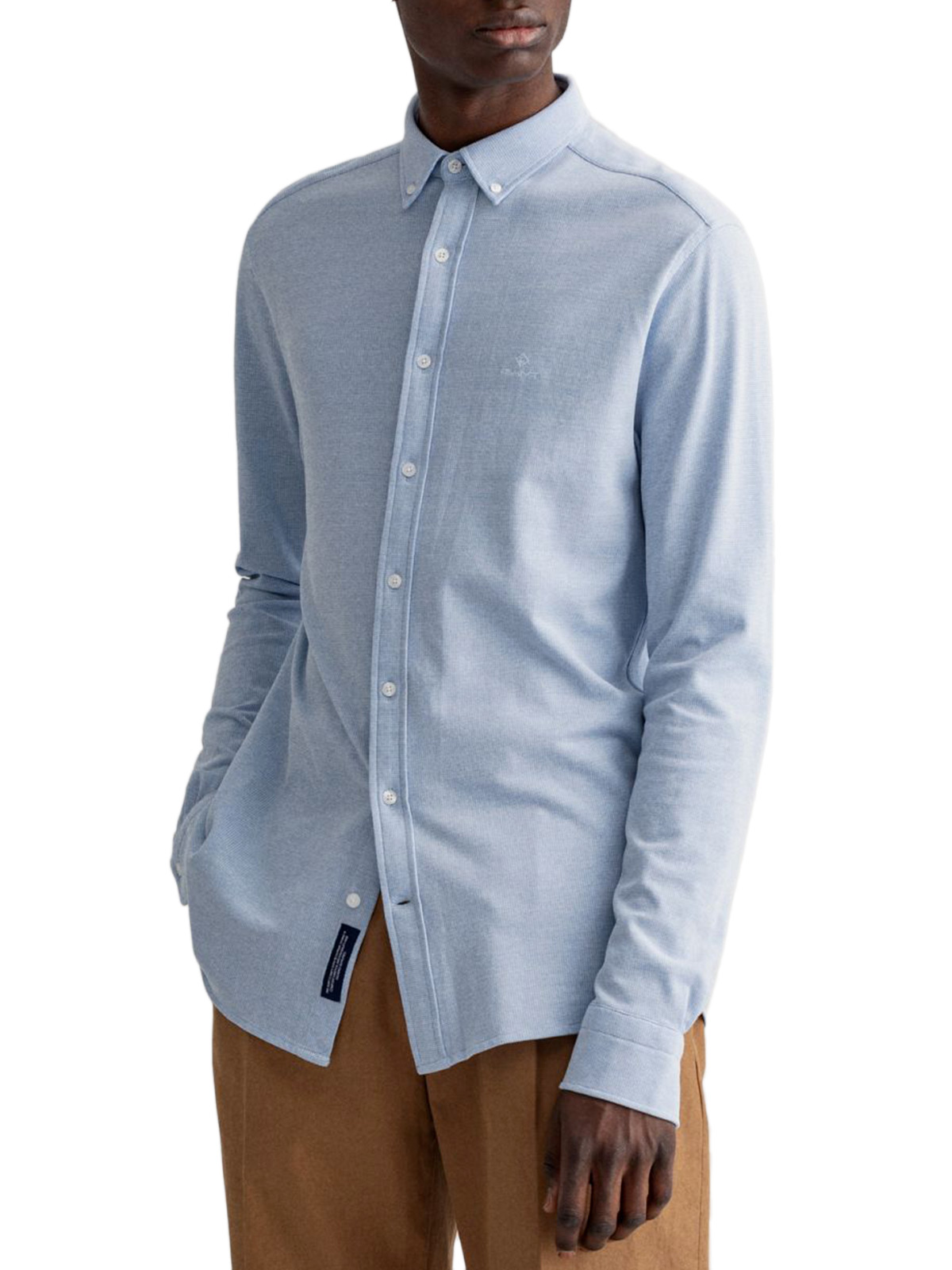 Immagine di Gant | Camicie D1.Tp Reg Pique Texture Bd