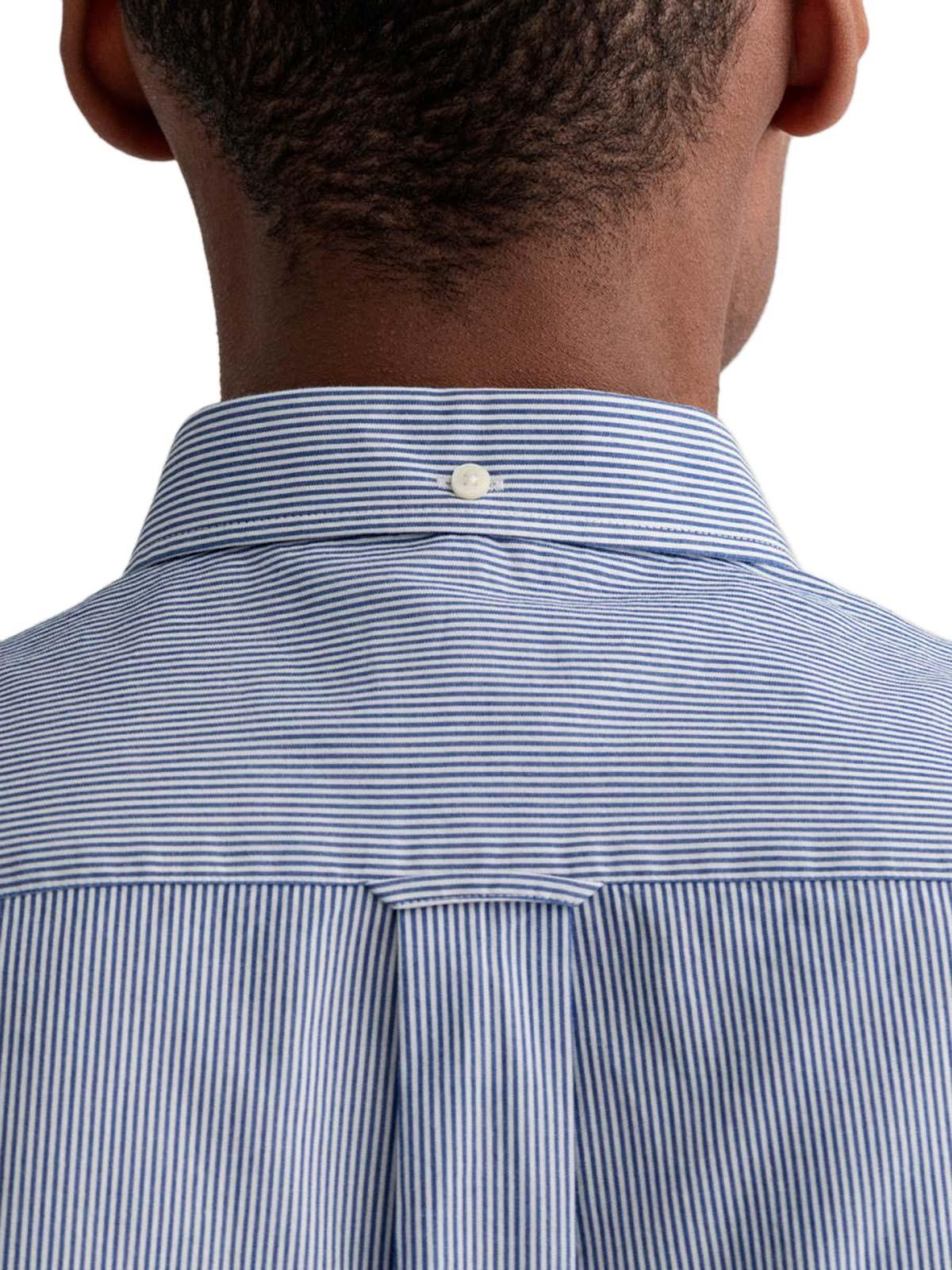 Picture of Gant | Camicie D1. Bc Banker Contrast Reg Bd