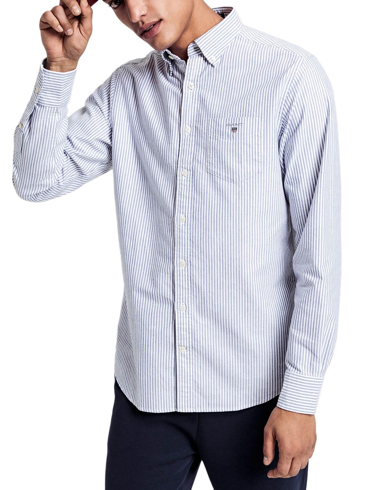 Immagine di Gant | Camicie Reg Oxford Banker Bd