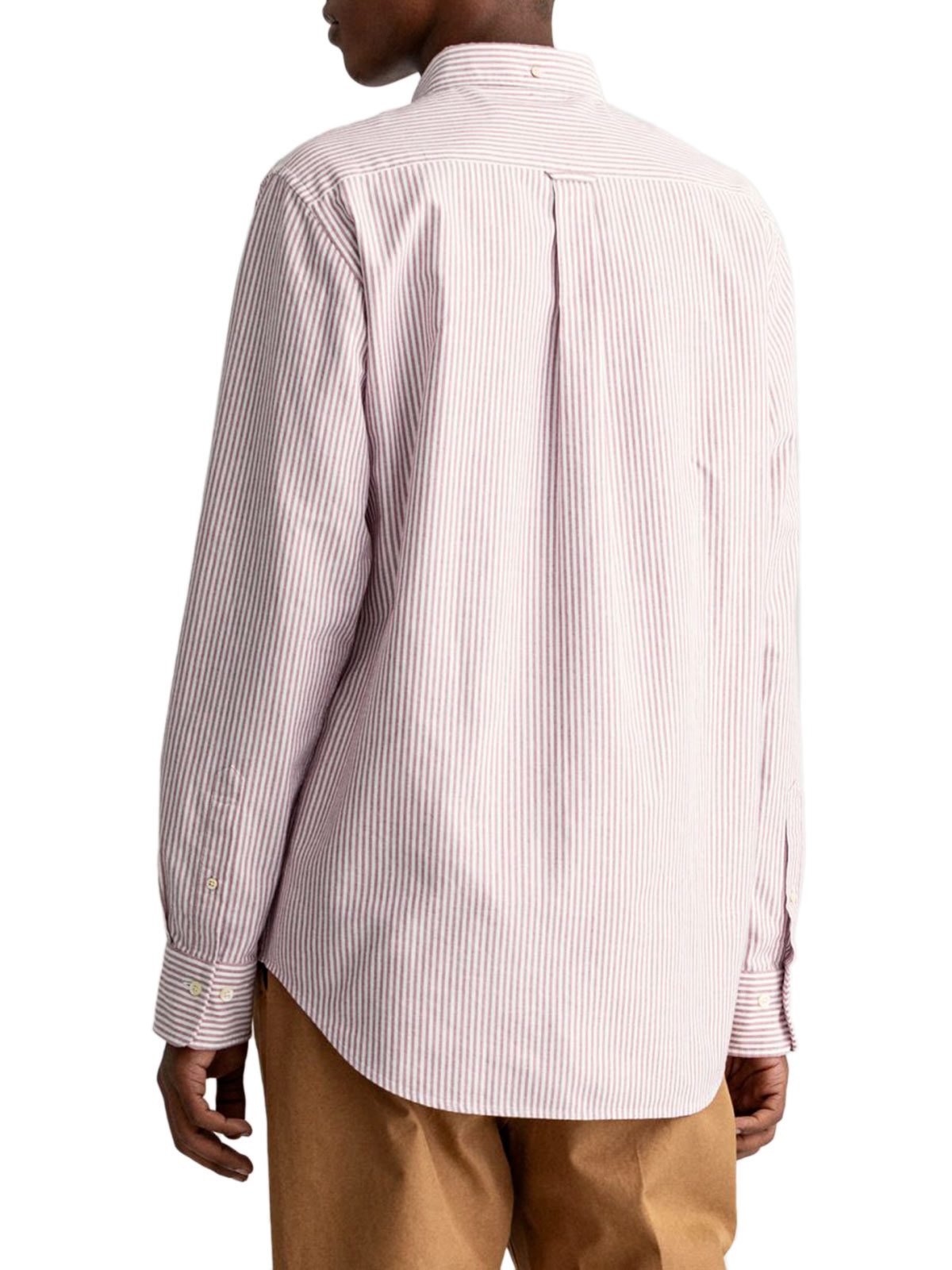 Picture of Gant   Camicie Reg Oxford Banker Bd