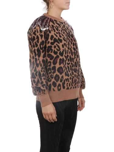 Picture of ANIYE BY | JERSEY PULL LEOPARD