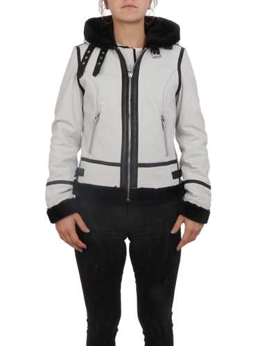 Picture of FREAKY NATION | Women's Arctic Leather Jacket