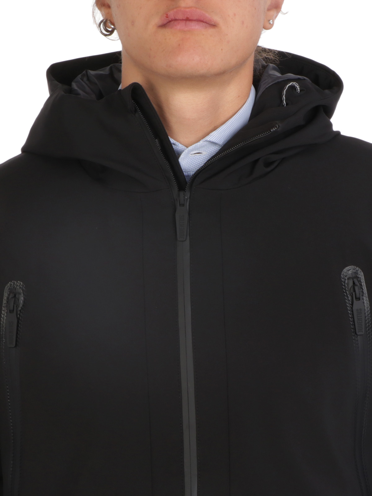 Picture of JUVENTUS | Men's Hooded Parka Jacket