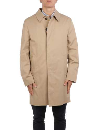 Picture of AQUASCUTUM | Men's Broadgate Raincoat