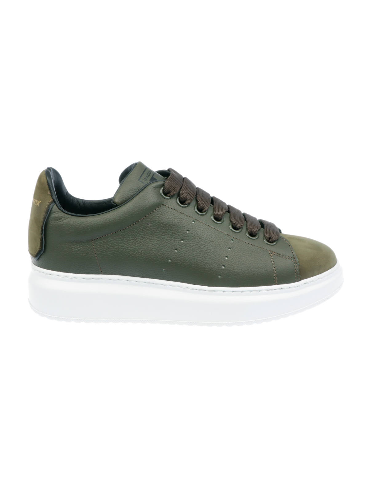 Picture of D'ACQUASPARTA | Men's Vieri Rodi Sneakers