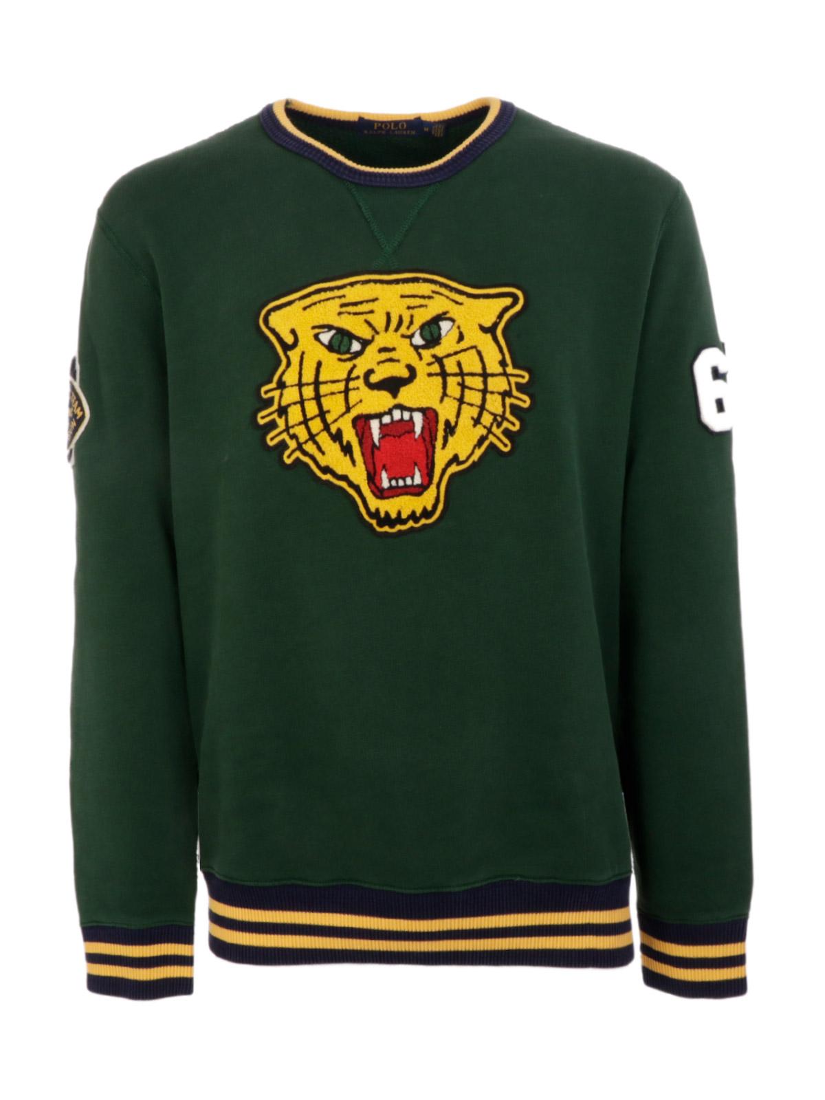 Picture of POLO RALPH LAUREN | Men's Wild Cat Sweater