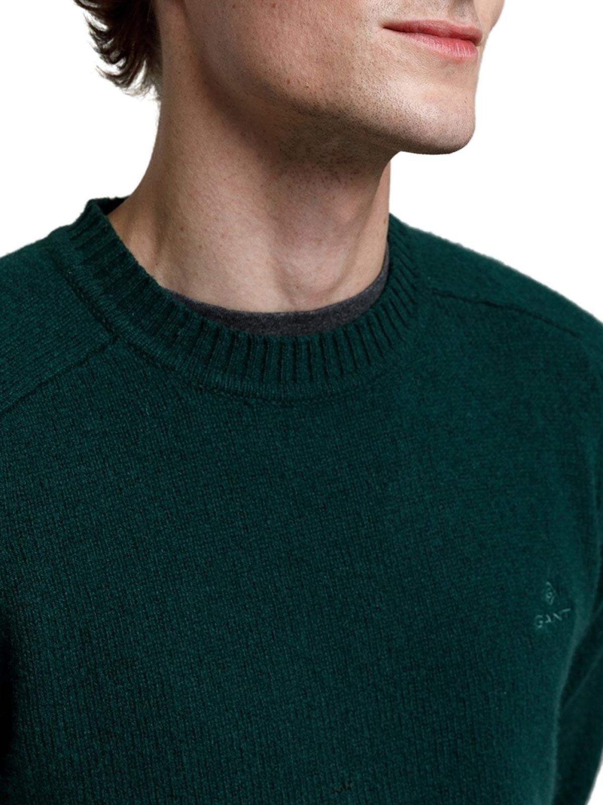 Picture of Gant | Jersey D2. Shetland Crew