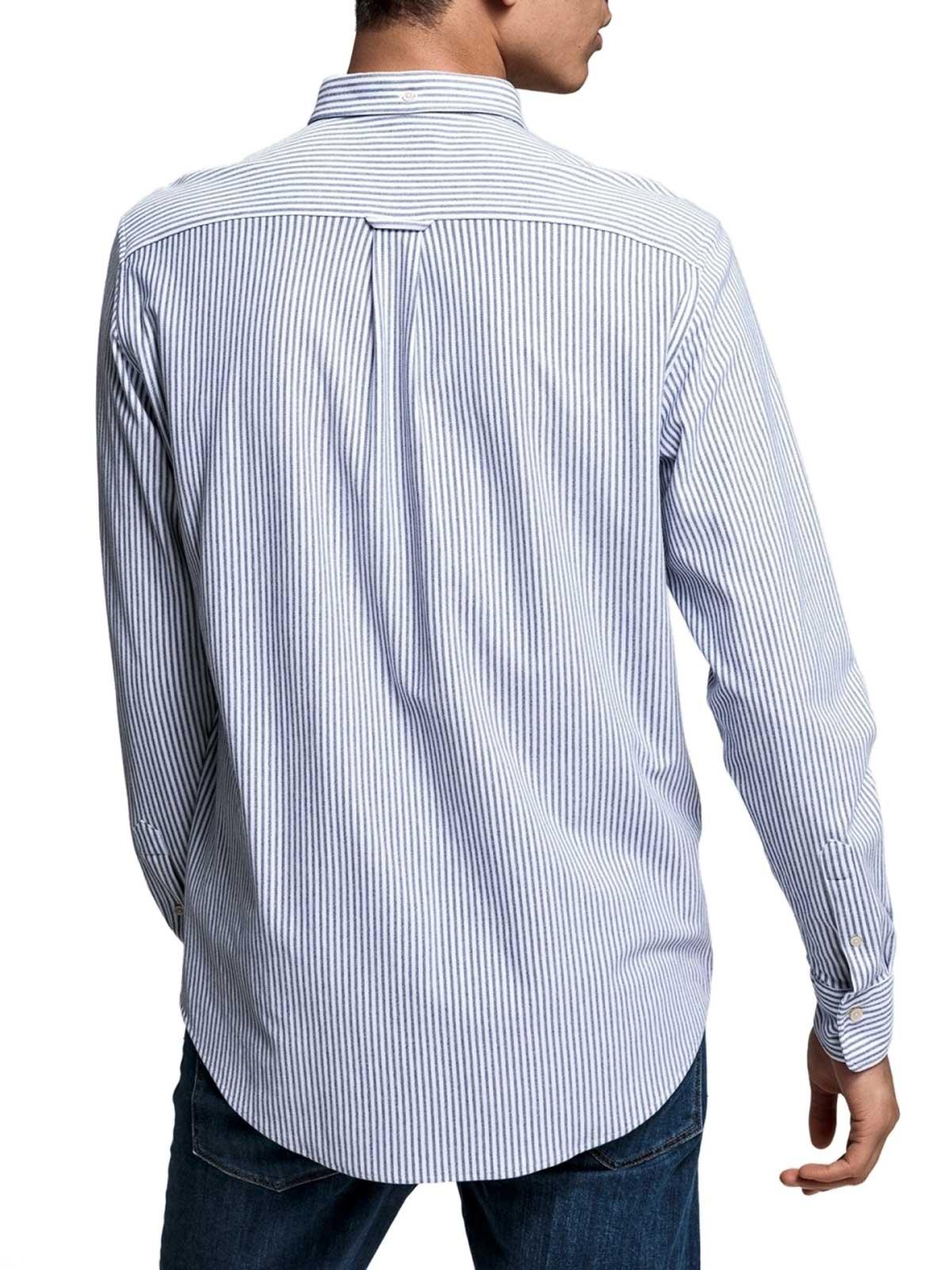 Immagine di Gant | Camicie D1. Tp Pique Stripe Reg Bd