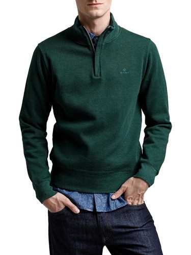 Picture of Gant | Felpe D2. Sacker Rib Half Zip