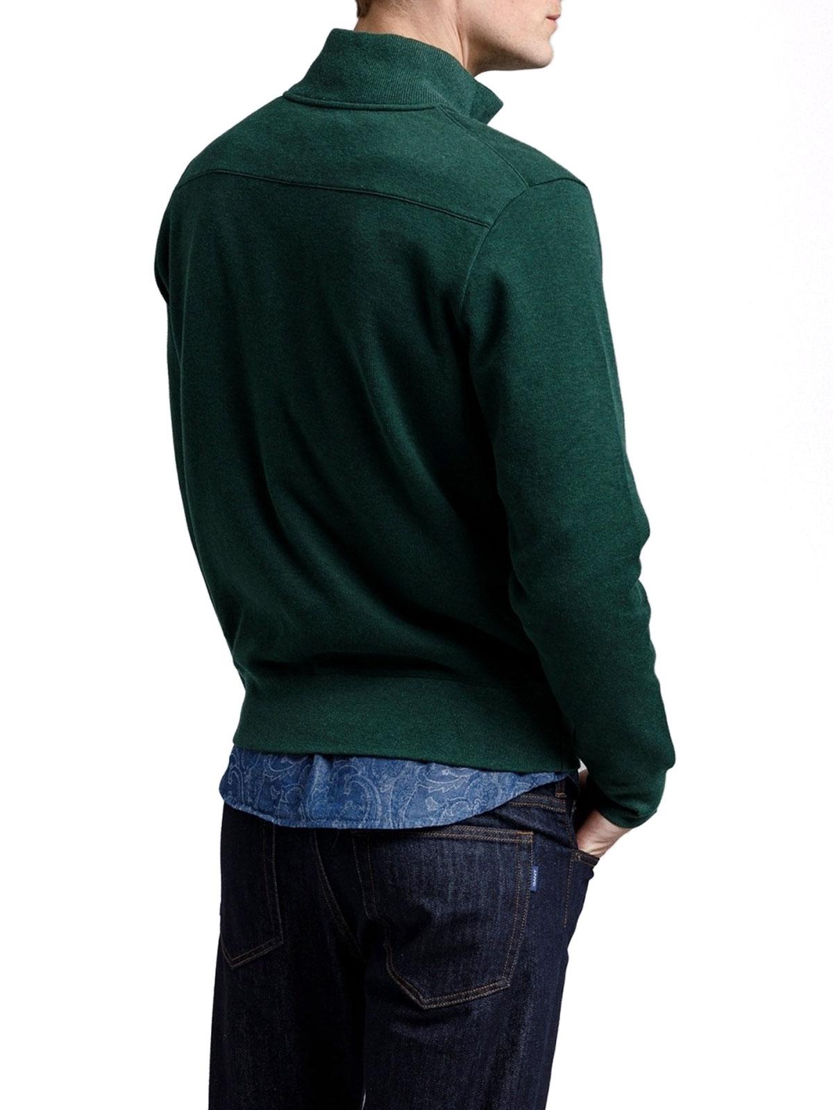 Picture of Gant | Felpe D2. Sacker Rib Half Zip