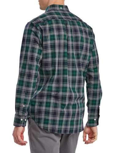 Immagine di Gant   Camicie D1.Melange Herringbon Check Reg Bd