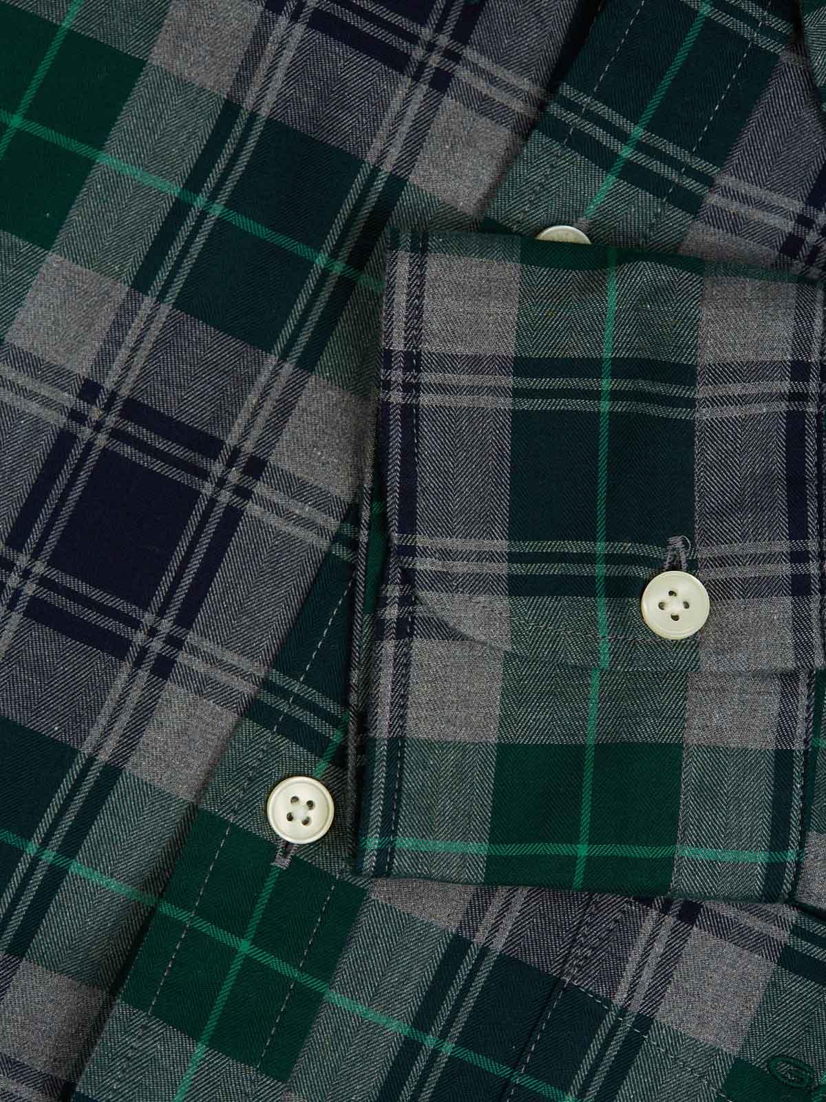 Immagine di Gant | Camicie D1.Melange Herringbon Check Reg Bd