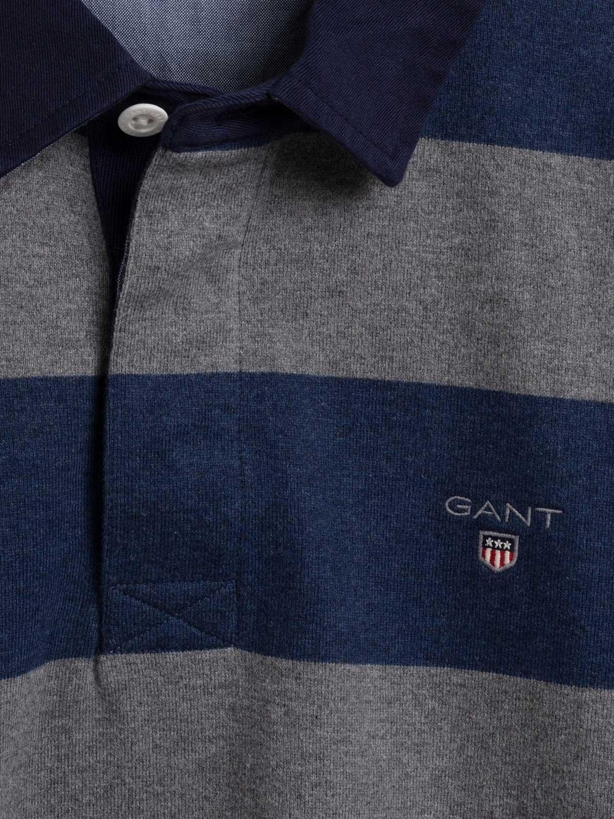 Immagine di Gant   Polo Original Barstripe Heavy Rugger