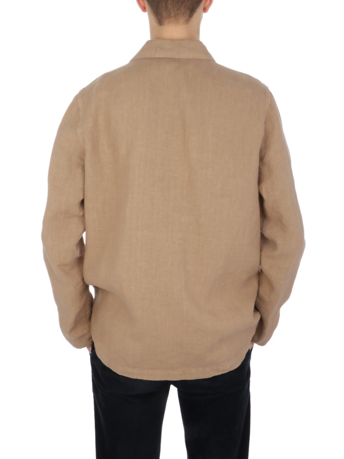 Picture of ALTEA | Men's Linen Jacket Shirt