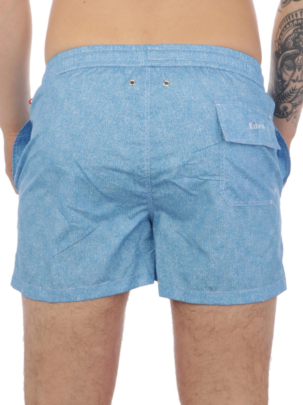 Picture of KITON | Men's Nylon Swim Shorts
