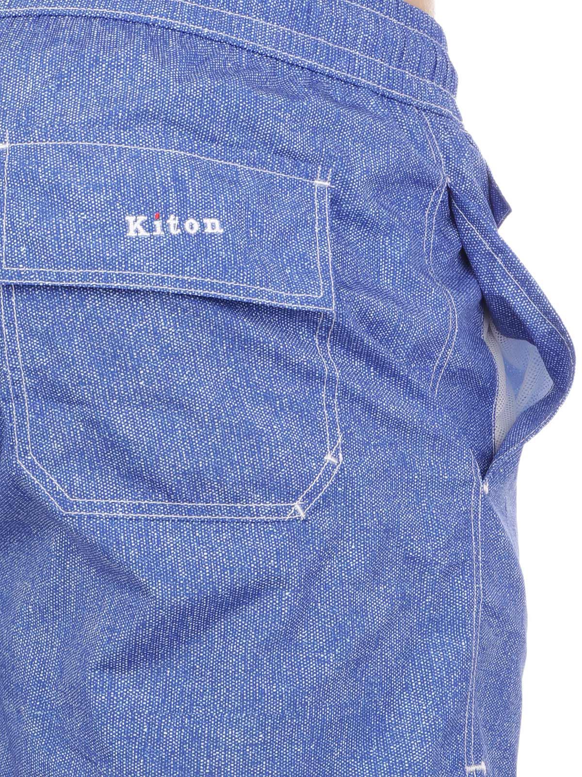 Immagine di KITON   Costume Uomo a Boxer in Nylon
