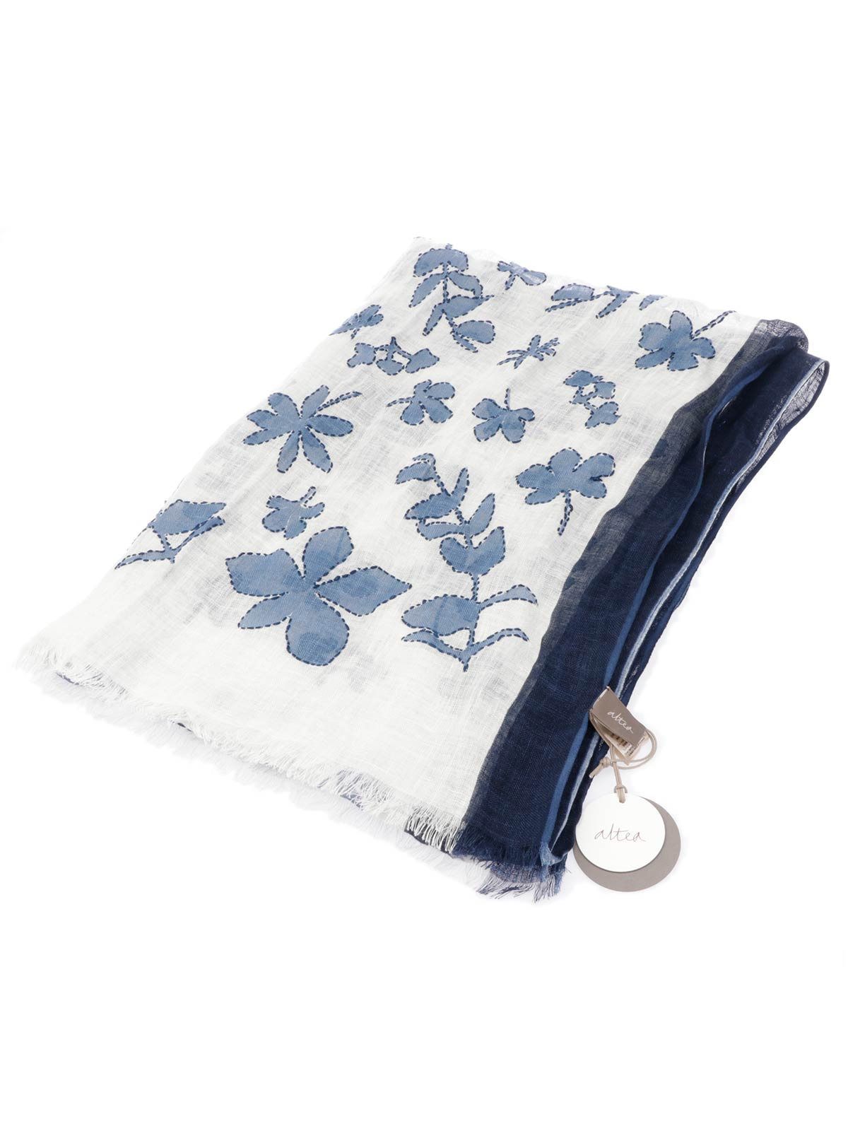 Picture of ALTEA | Men's Linen Foulard