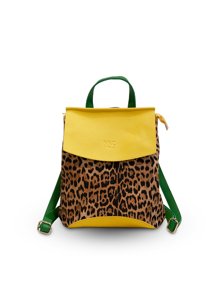 Picture of FEZ BY FEZ | Women's Spotted Backpack