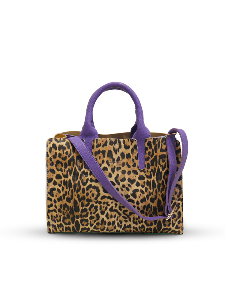 Picture of FEZ BY FEZ | Women's Spotted Shoulder Bag